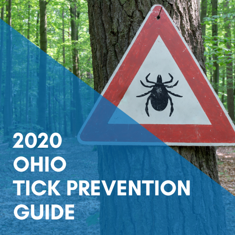 2020 Ohio Tick Prevention Guide