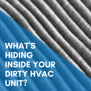 What's Hiding inside Your Dirty HVAC Unit?