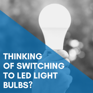 Thinking of switching to LED light bulbs? Here's where to begin.