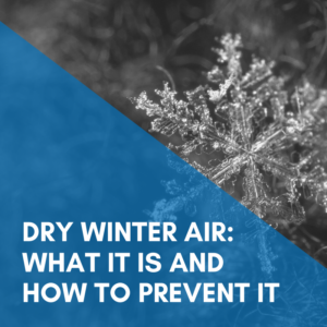 Dry winter air? What it is and how to prevent it.