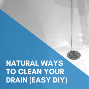 Natural Ways To Clean Your Shower Drain (Easy DIY Guide)