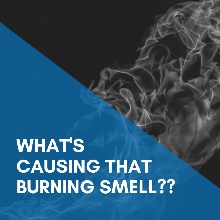 What's Causing That Burning Smell When You Turn On The Furnace?