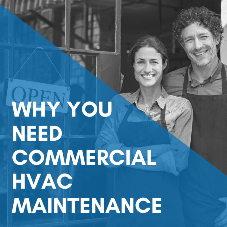 Why Commercial HVAC Maintenance Shouldn't Be Ignored