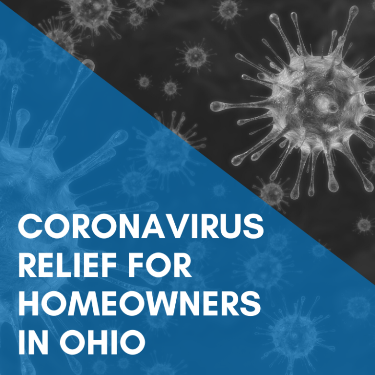 Coronavirus Relief for Homeowners in Ohio