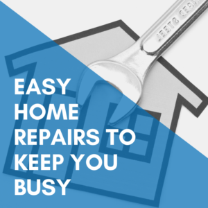 8 Easy Home Repairs To Keep You Busy During A Coronavirus Shutdown