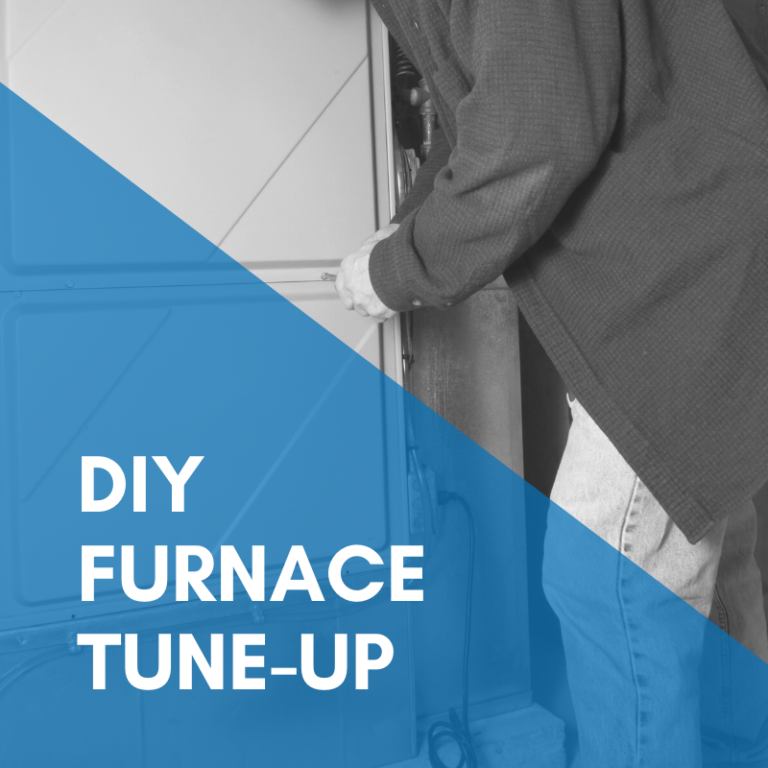 DIY Furnace Tune-Up