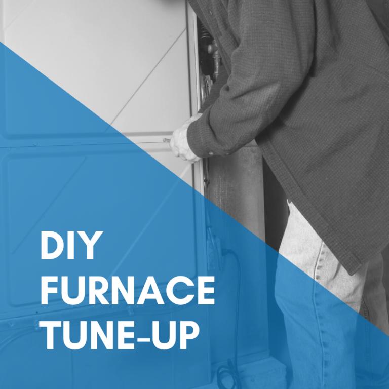 DIY Furnace Tune-Up